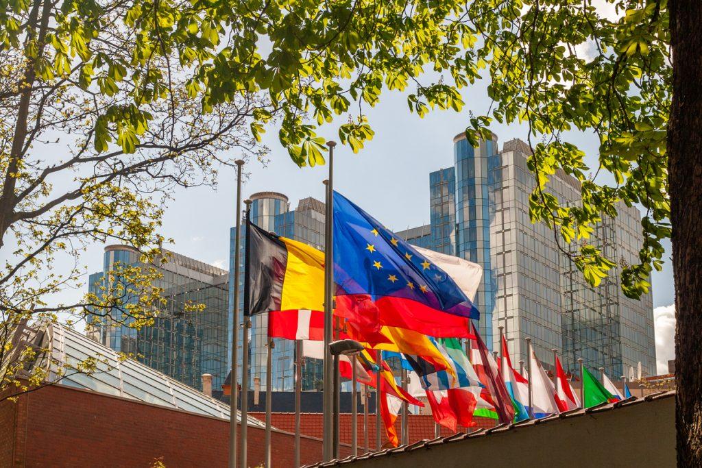 eu fördergelder EU funding Financiación de la UE Information in English